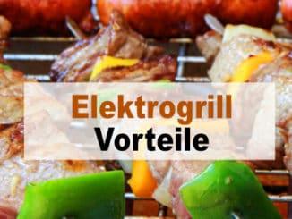 Vorteile eines Elektrogrills