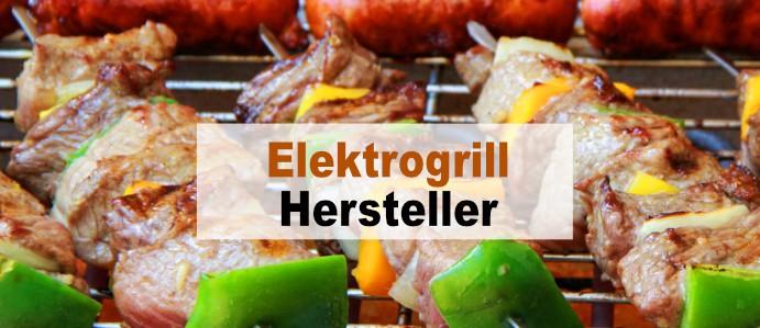 Elektrogrill Hersteller