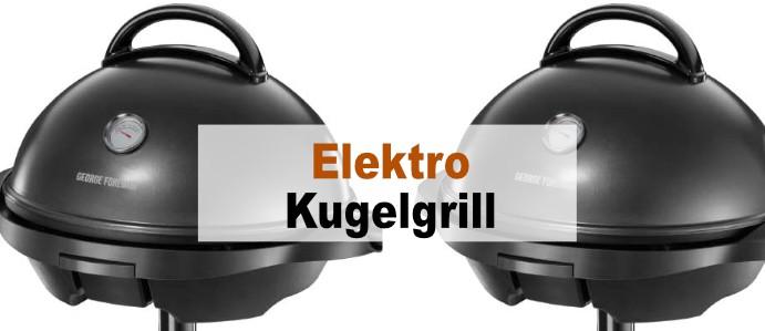 Elektro Kugelgrill